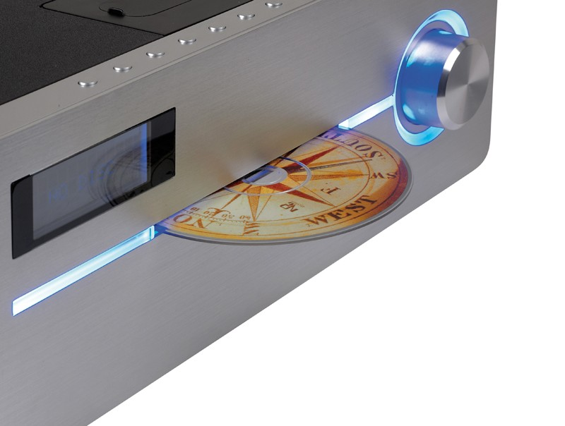 Micro-Anlagen Lenco iPD-9000 im Test, Bild 3