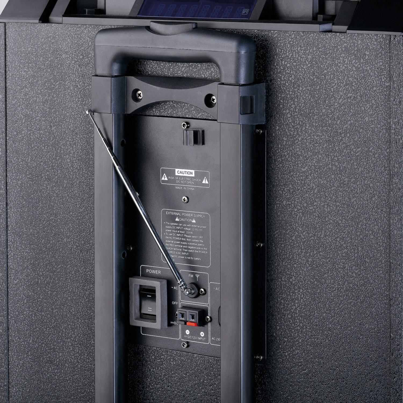Hifi sonstiges Lenco PMX-350 im Test, Bild 4