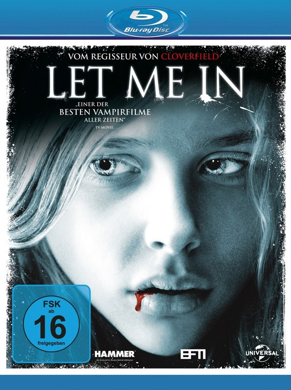Blu-ray Film Let Me In (Universal) im Test, Bild 1
