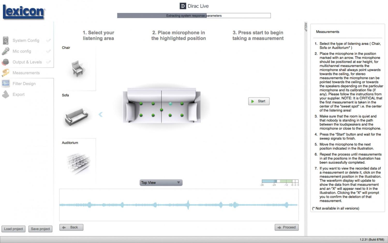 AV-Receiver Lexicon RV-9 im Test, Bild 5