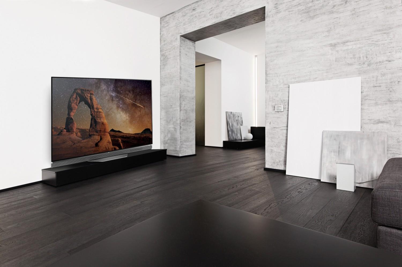Fernseher LG 65E6D im Test, Bild 1