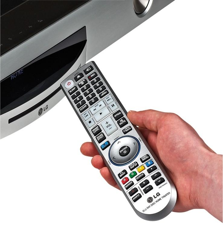 Blu-ray-Anlagen LG BB5521A im Test, Bild 4