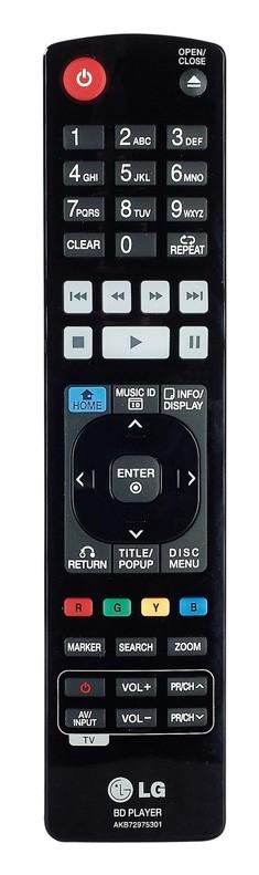 Blu-ray-Player LG BD560 im Test, Bild 2