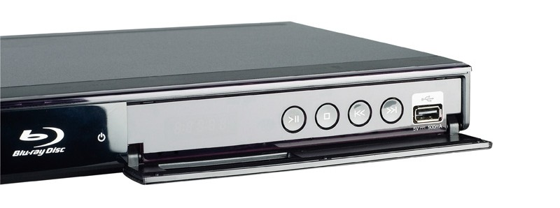 Blu-ray-Player LG BD560 im Test, Bild 3