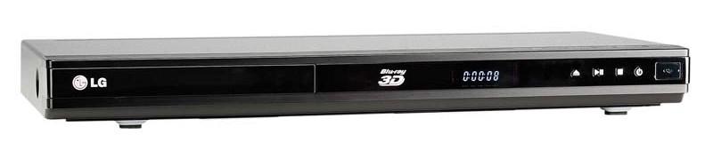 Blu-ray-Player LG BD670 im Test, Bild 1