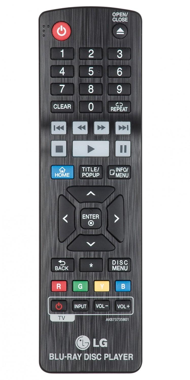 Blu-ray-Player LG BP430 im Test, Bild 5