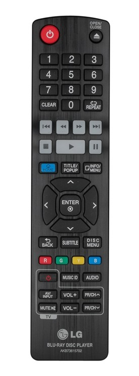 Blu-ray-Player LG BP620 im Test, Bild 4
