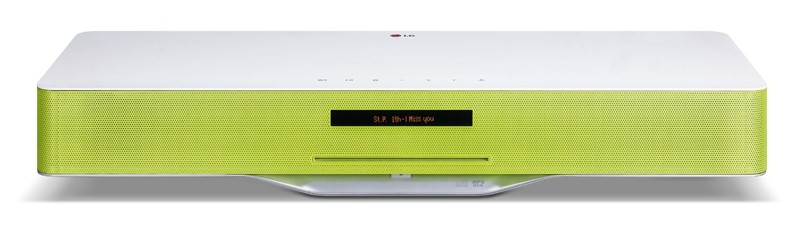 AirPlay-Speakersystem LG CM3430 im Test, Bild 7