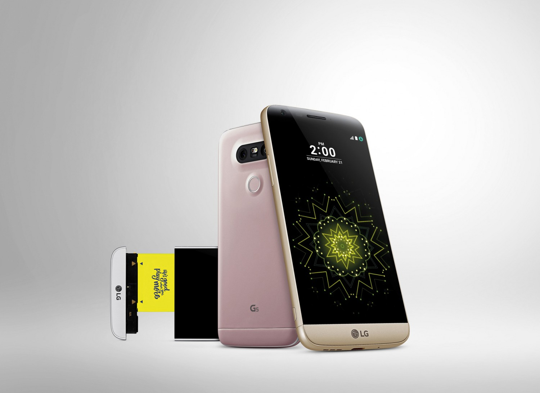 Smartphones LG G5 im Test, Bild 1