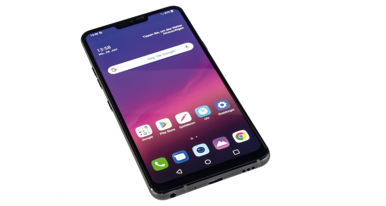 Smartphones LG G7 im Test, Bild 1