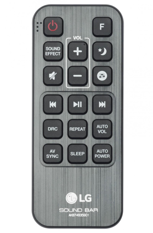 Soundbar LG SH7 im Test, Bild 2
