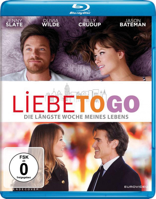 Blu-ray Film Liebe to Go (EuroVideo) im Test, Bild 1