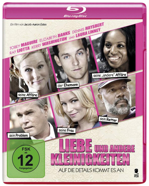 Blu-ray Film Liebe und andere Kleinigkeiten (Tiberius) im Test, Bild 1