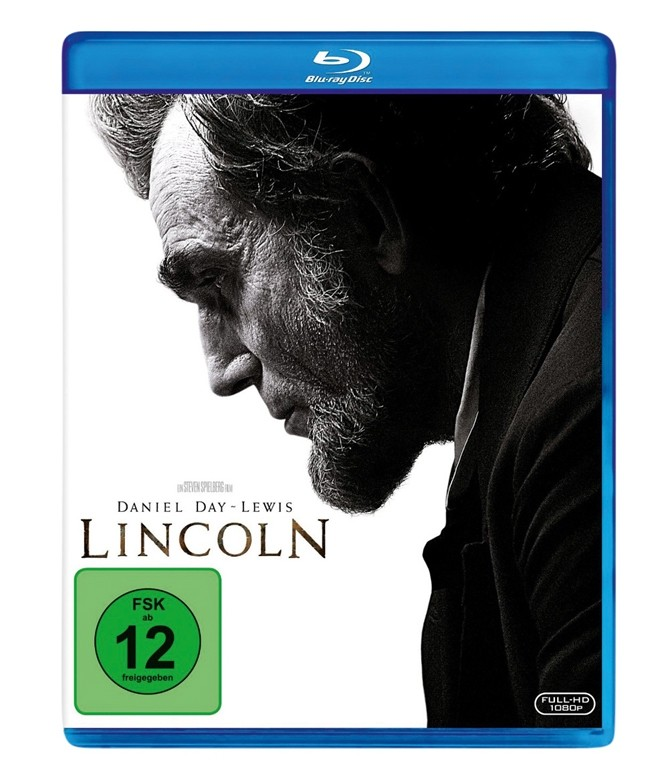 Blu-ray Film Lincoln (Fox) im Test, Bild 1
