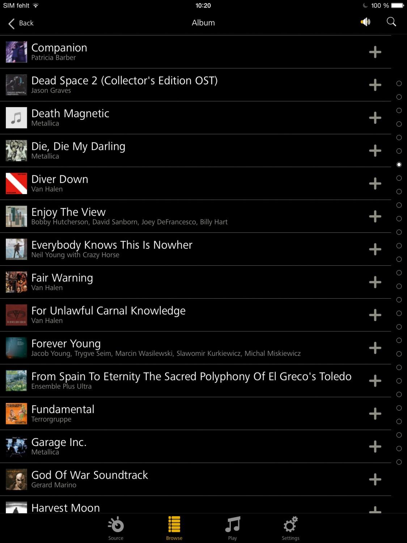 Streaming Client Lindemann Musicbook: 25 im Test, Bild 2