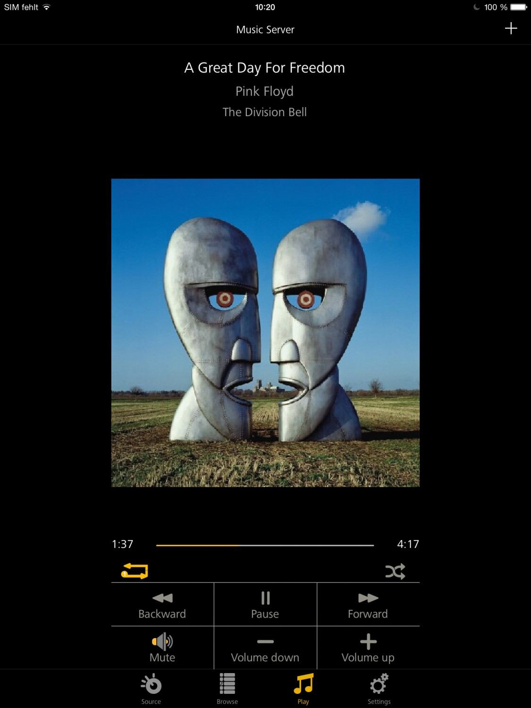 Streaming Client Lindemann Musicbook: 25 im Test, Bild 3