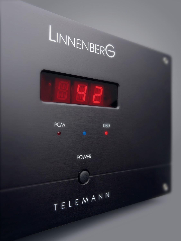 D/A-Wandler Linnenberg Telemann im Test, Bild 1