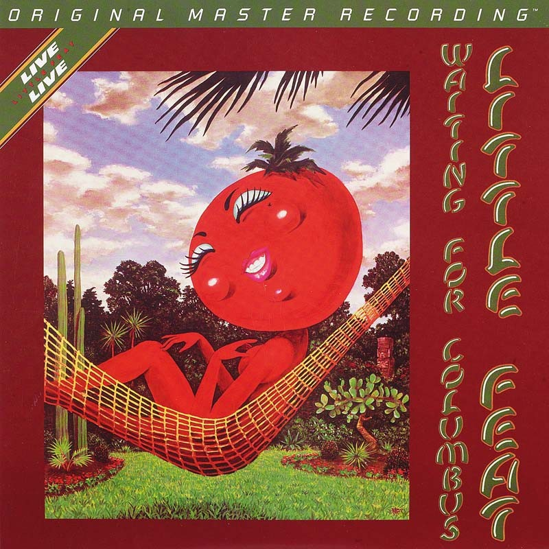 Schallplatte Little Feat – Waiting for Columbus (MFSL) im Test, Bild 1