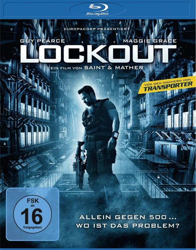 Blu-ray Film Lockout (Universum) im Test, Bild 1
