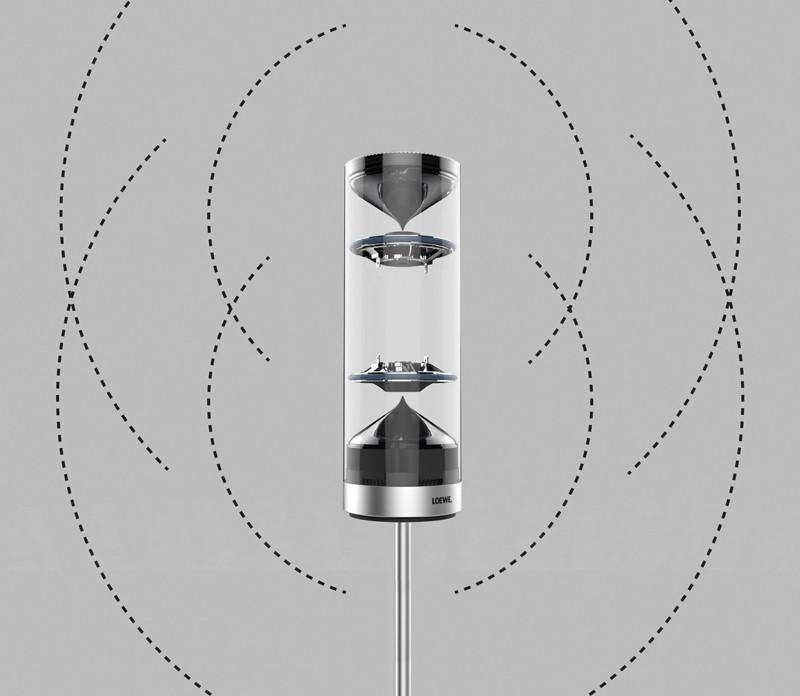 test fernseher loewe individual 46 slim frame sehr gut. Black Bedroom Furniture Sets. Home Design Ideas