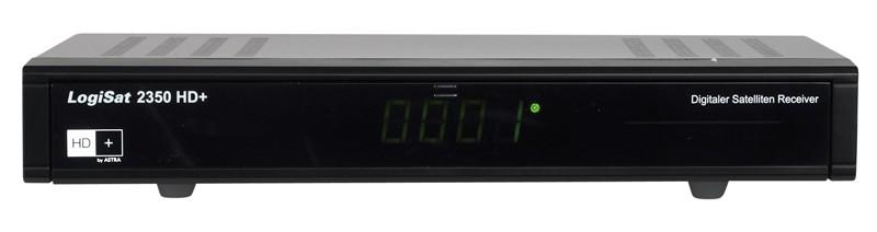 HDTV-Settop-Box Logisat 2350 HD+ im Test, Bild 1
