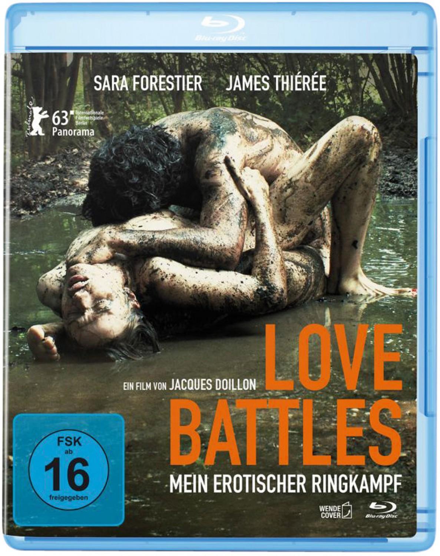 Blu-ray Film Love Battles – Mein erotischer Ringkampf (Alive) im Test, Bild 1