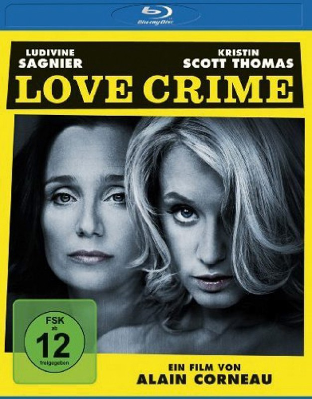 Blu-ray Film Love Crime (Universum) im Test, Bild 1