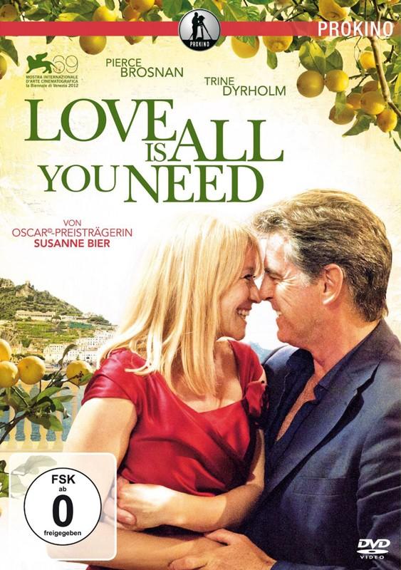 DVD Film Love Is All You Need (Prokino) im Test, Bild 1
