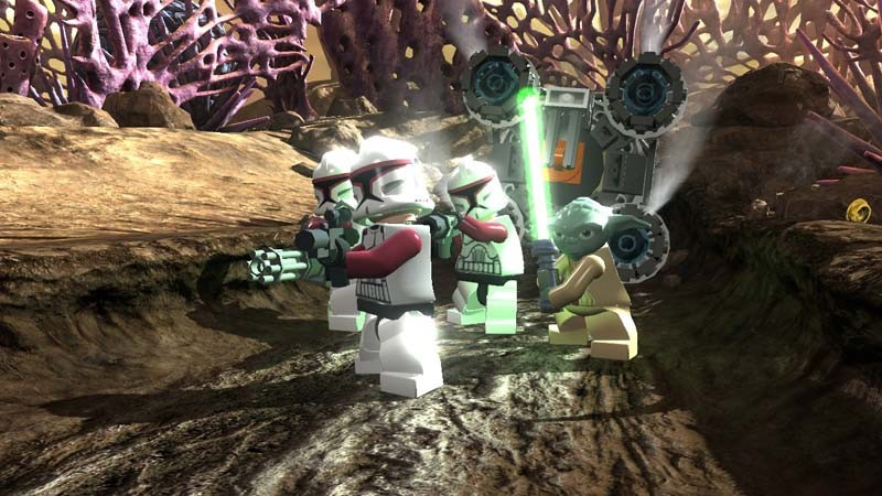 Games Playstation 3 Lucas Arts Lego Star Wars III im Test, Bild 3