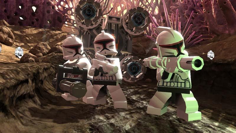 Games Playstation 3 Lucas Arts Lego Star Wars III im Test, Bild 2