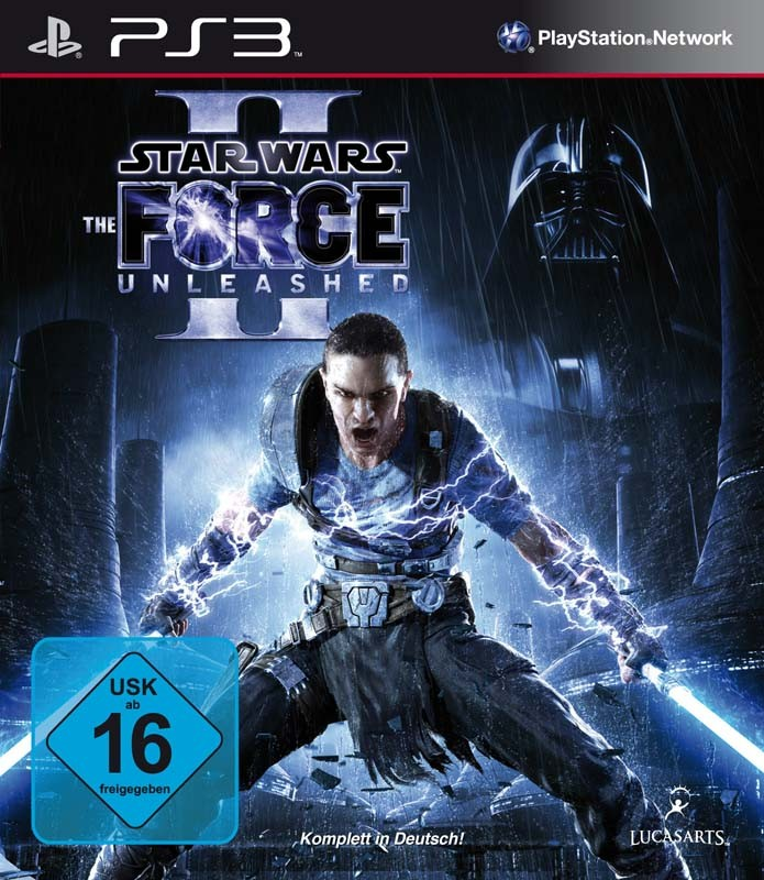 Games Playstation 3 Lucas Arts Star Wars: The Force Unleashed II im Test, Bild 1