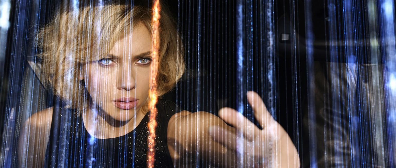 Blu-ray Film Lucy (Universal) im Test, Bild 1