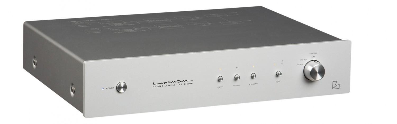 Phono Vorstufen Luxman E-200, Luxman DA-200, Luxman M-200 im Test , Bild 4