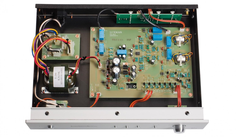 Phono Vorstufen Luxman E-200, Luxman DA-200, Luxman M-200 im Test , Bild 6