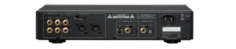 Phono Vorstufen Luxman E-200, Luxman DA-200, Luxman M-200 im Test , Bild 9