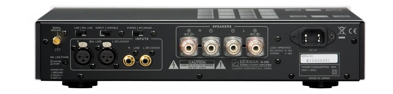 Phono Vorstufen Luxman E-200, Luxman DA-200, Luxman M-200 im Test , Bild 13