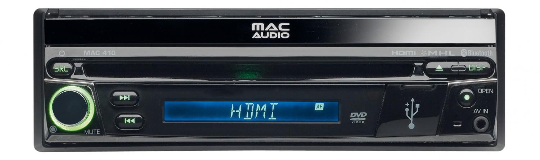 1-DIN-Autoradios Mac Audio Mac 410 im Test, Bild 5