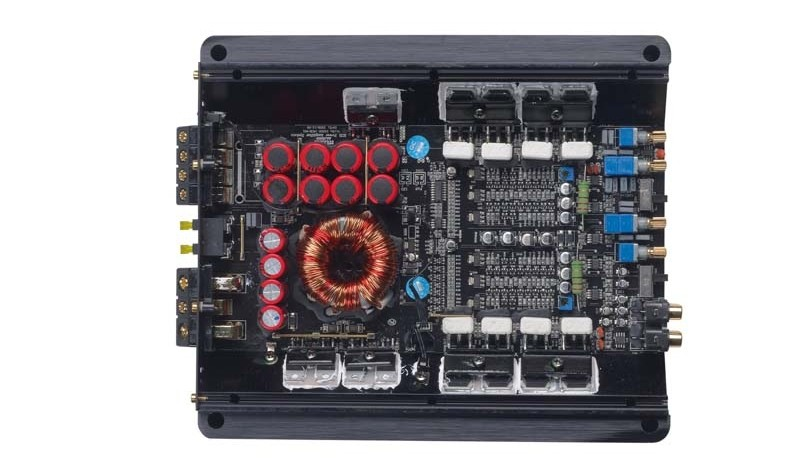Car-HiFi Endstufe 2-Kanal Mac Audio Micro X2000 im Test, Bild 32