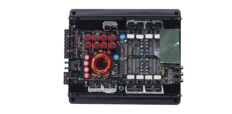 Car-HiFi Endstufe 4-Kanal Mac Audio Micro X4000 im Test, Bild 36