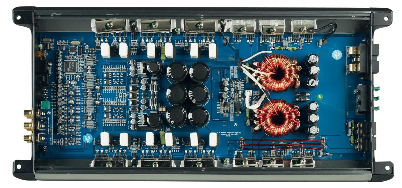 Car-HiFi Endstufe 2-Kanal Mac Audio Reference 2.1 DSP im Test, Bild 3
