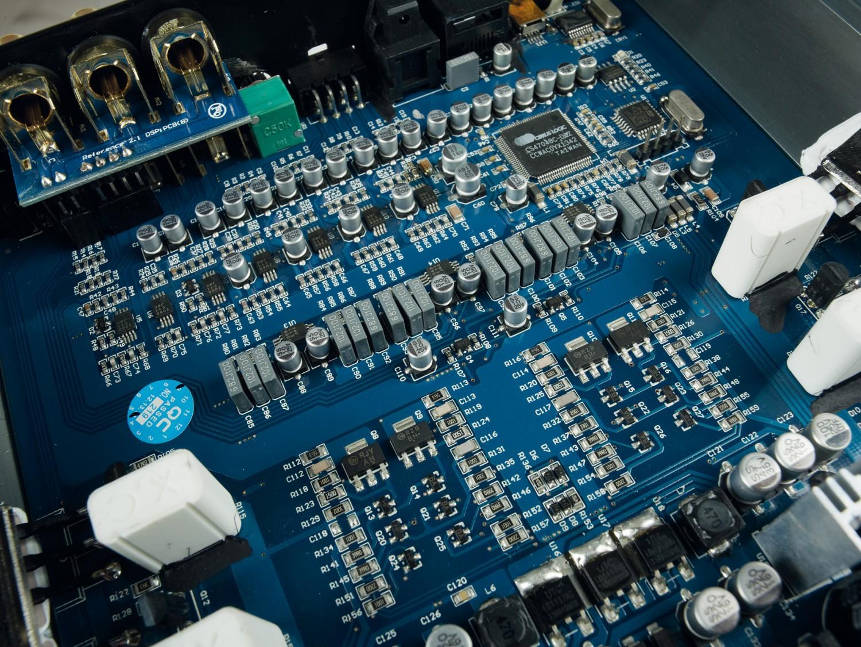 Car-HiFi Endstufe 2-Kanal Mac Audio Reference 2.1 DSP im Test, Bild 4