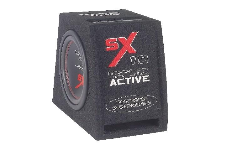 test car hifi subwoofer aktiv mac audio sx 110 reflex. Black Bedroom Furniture Sets. Home Design Ideas