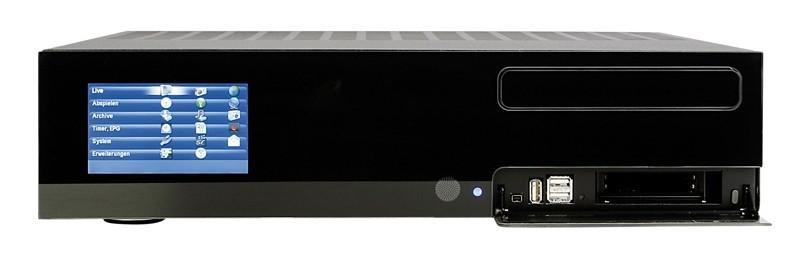 Mediacenter Macrosystem DVC3000 im Test, Bild 3