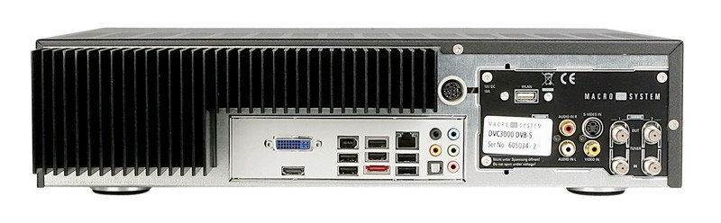 Mediacenter Macrosystem DVC3000 im Test, Bild 8