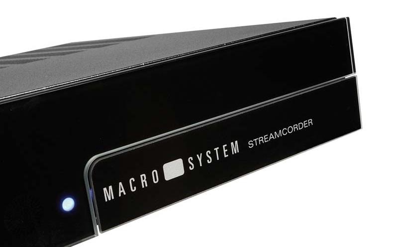 Mediacenter Macrosystem Streamcorder im Test, Bild 1