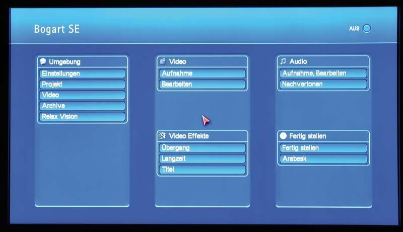 Mediacenter Macrosystem Streamcorder im Test, Bild 3