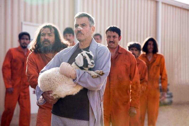 Blu-ray Film Männer, die auf Ziegen starren (Kinowelt) im Test, Bild 2