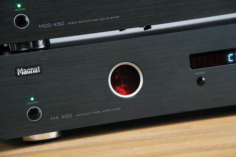 Stereoanlagen Magnat Music System 400 im Test, Bild 2