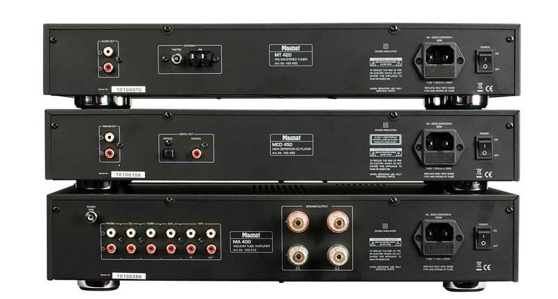 Stereoanlagen Magnat Music System 400 im Test, Bild 3