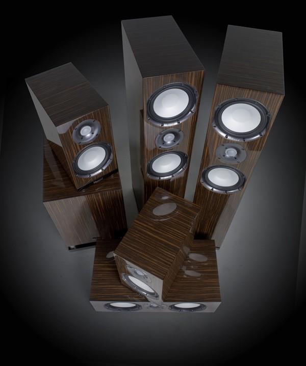 Lautsprecher Surround Magnat Quantum 800-Serie im Test, Bild 1